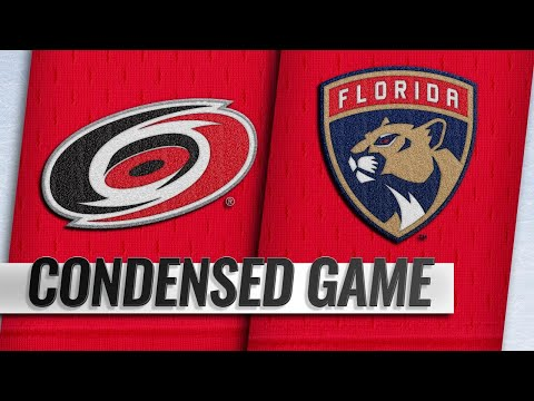 02/21/19 Condensed Game: Hurricanes @ Panthers