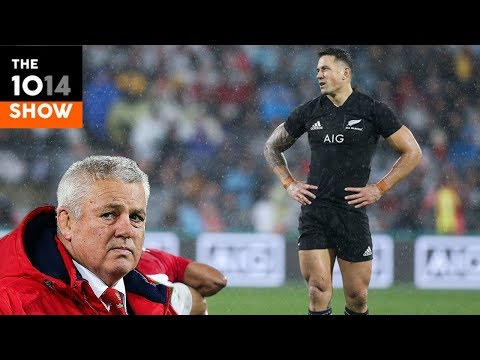 All Blacks VS Lions Tactics Exposed || The 1014 Rugby