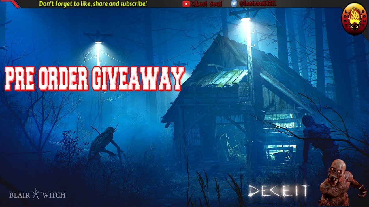 deceit steam giveaway