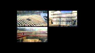 Baustellen-Zeitraffer -- Kinder-Eltern-Zentrum -- Freie Ganztagsschule Neinstedt