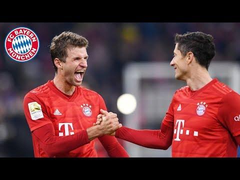 Müllerdowski - FC Bayern's Successful One-two Punch!