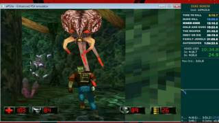 Duke Nukem Time to Kill Speed Run 59min 22sec by Weapon Lord WR