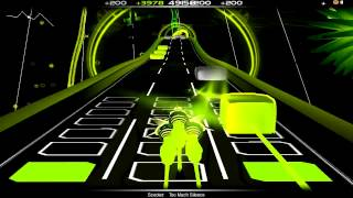 Audiosurf: Scooter - Too Much Silence
