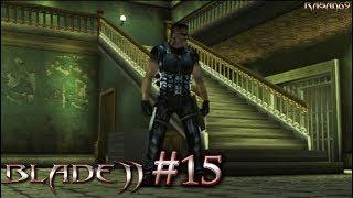 Blade II (PS2) walkthrough part 15 (THE JAWS OF DOOM 1/2)