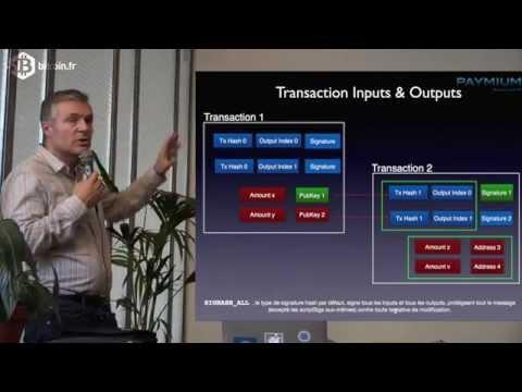 #Tech Introduction à la technologie Bitcoin
