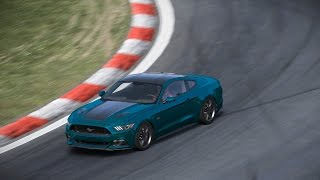 Project CARS Ford Mustang GT 2015 Gameplay