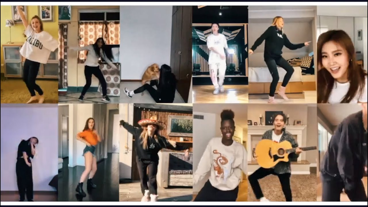 We're Back!! Now United #StayHome Dance Party….Round 3!! – Rexona Dance Studio