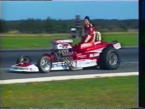 Lindtorp Dragway - Danish Nationals 1990