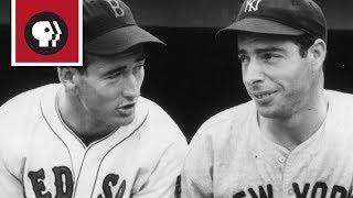 Joe  DiMaggio and Ted Williams' friendship