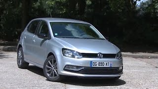 Essai Volkswagen Polo 1.4 TDi 90 Cup 2014