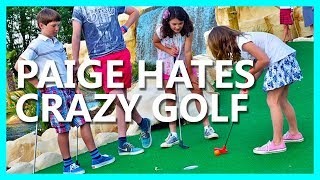 PAIGE HATES CRAZY GOLF -- DREAM DADDY: A DAD DATING SIMULATOR (PEACHSALIVA AND THE RUBY WEAPON HOUR)