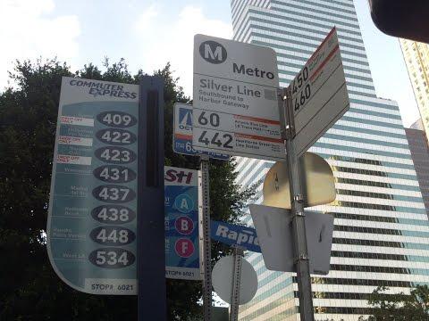 LA Metro Rapid 720 DTL, Skid Row, Boyle Heights, Whittier- East LA