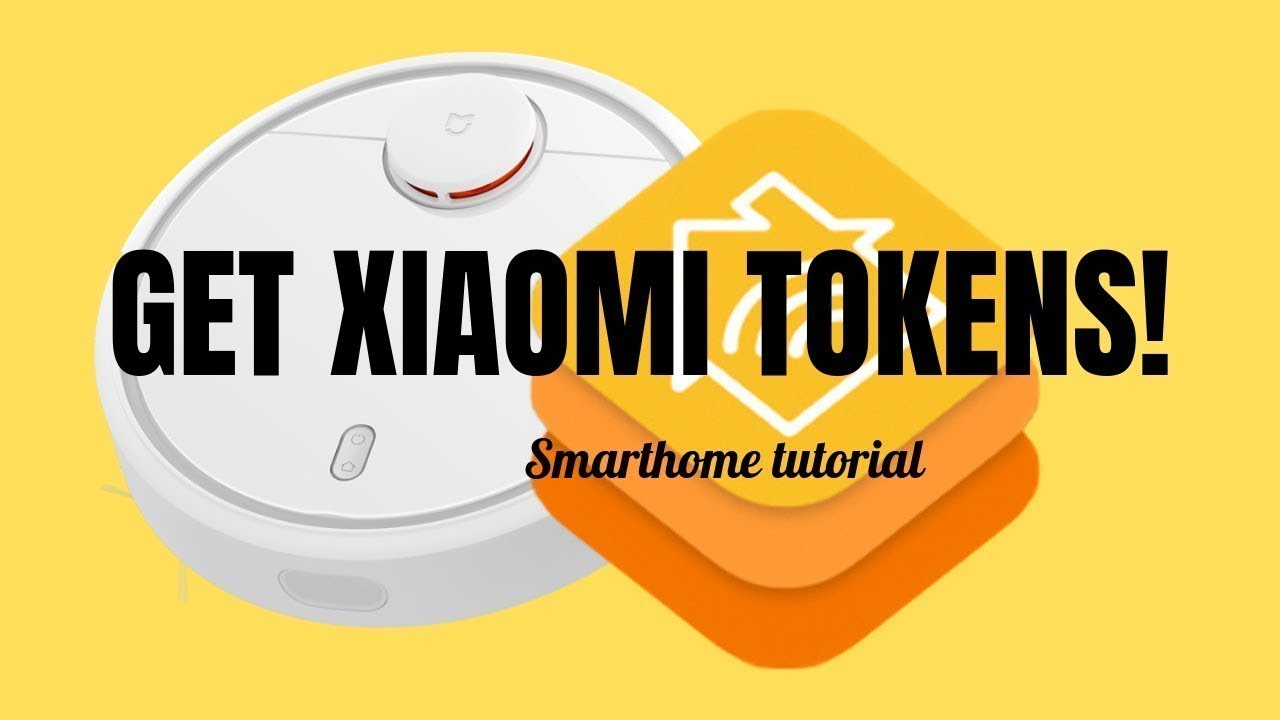 How to get Xiaomi Token for any device - Air Purifier, Roborock S50 Vacuum  - Homekit Integration
