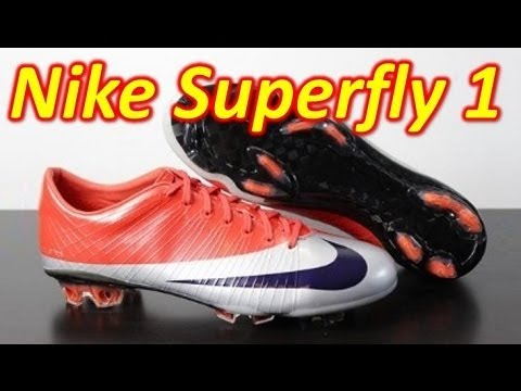 low priced 8ccf5 07c63 Nike Mercurial Vapor Superfly 1 SAMPLE - Retro Review & On Feet