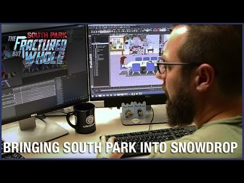 South Park: The Fractured But Whole - Bringing South Park Into Snowdrop