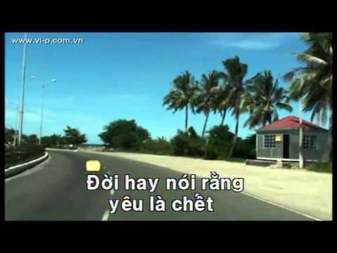 Đừng nói xa nhau - Karaoke - YouTube_2