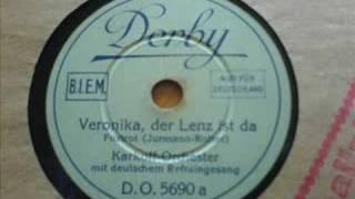Veronika der der Lenz ist da! 1930