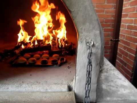 Horno a le a o gas youtube for Hornos domesticos a gas