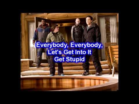 Craig Robinson-Let's Get It Started Lyrics