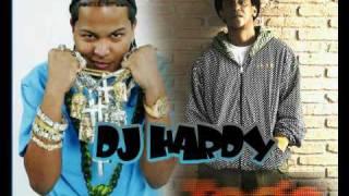Nelly Ft. Tego Calderon - Conoci Una Nena (DJ HARDY remix)