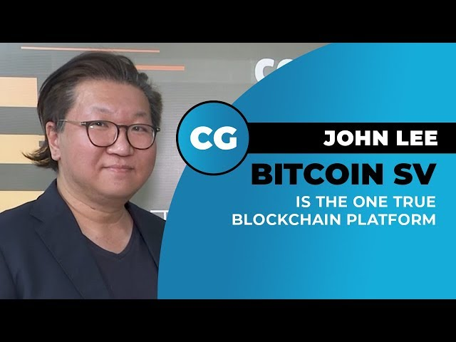 John Lee discusses how blockchain revolutionizes esports industry