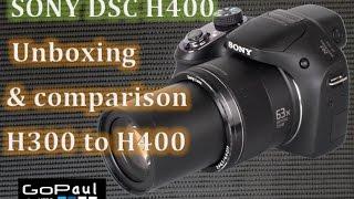 Sony DSC H400 63X ZOOOOOM