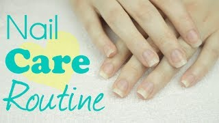 My Nail Care Routine   cutepolish
