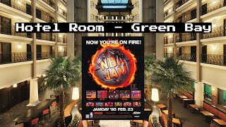 NBA Jam TE - Hotel Room - Green Bay, WI