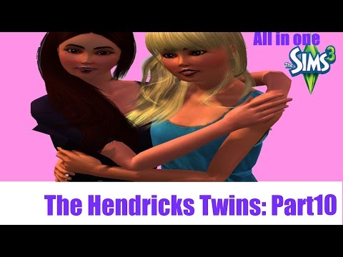The Sims3: the Hendricks Twins: all in one Part10: Lola