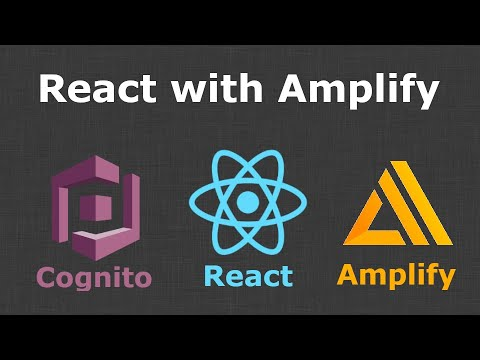 Adding Signup and Login to your React App with AWS Amplify
