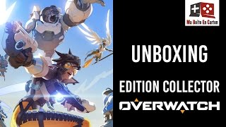 Unboxing | OVERWATCH | Edition Collector
