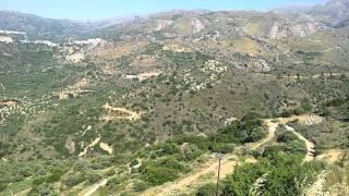 Греция,Крит,на авто,красивый вид,июнь 2012.(Это видео загружено с телефона Android., 2012-07-07T20:33:18.000Z)