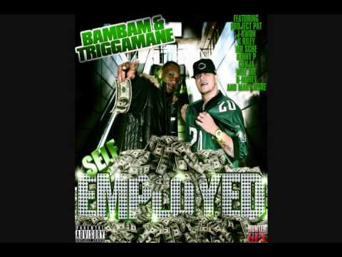 Bam Bam & Trigga mane - Grind (feat. Project Pat, Teflon & Mr. Sche)