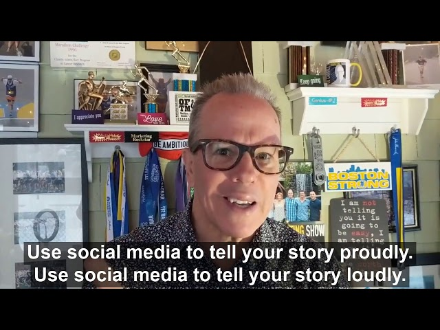 Use Social Media to Tell Your Story