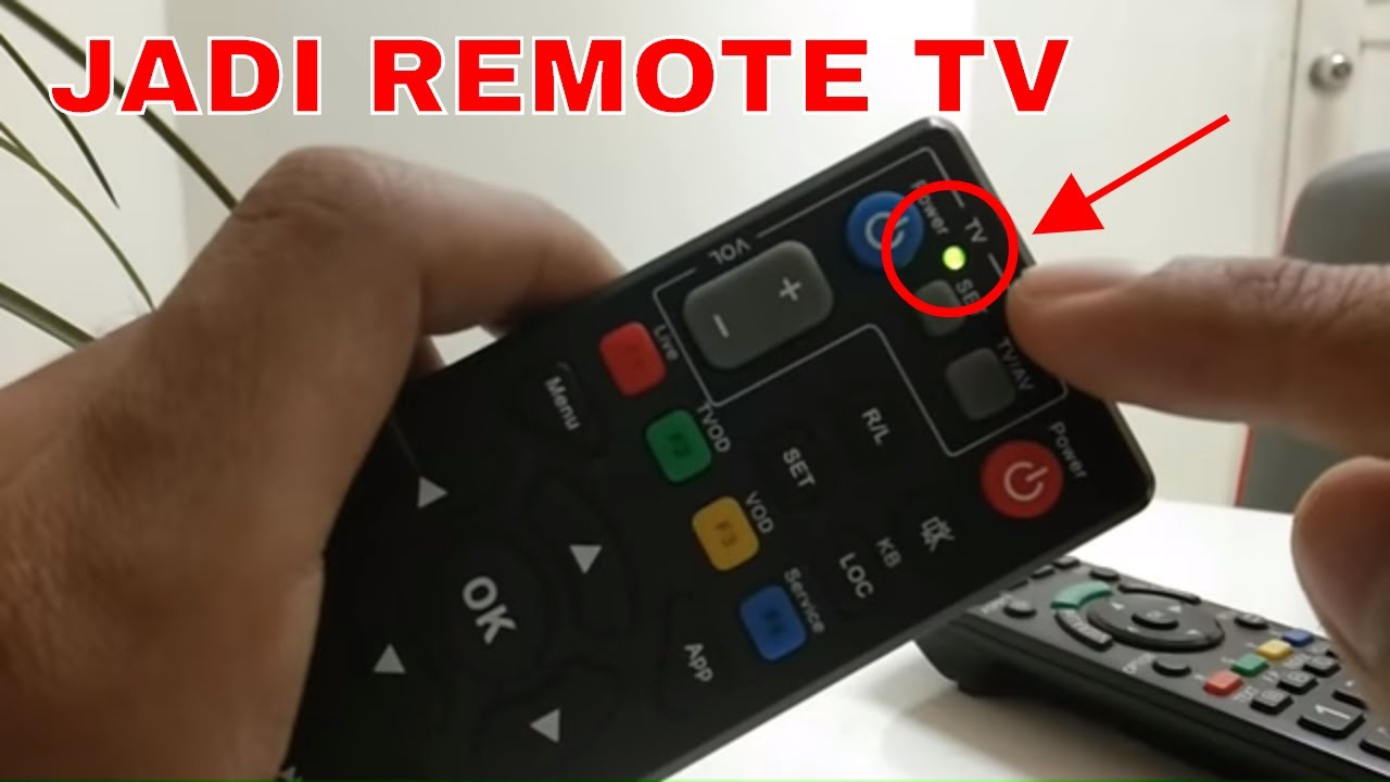 Cara Setting Remote UseeTV Indihome jadi Remote TV - YouTube