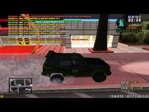 Let's play San Andreas[SA:MP]#16 Civil Parlit.