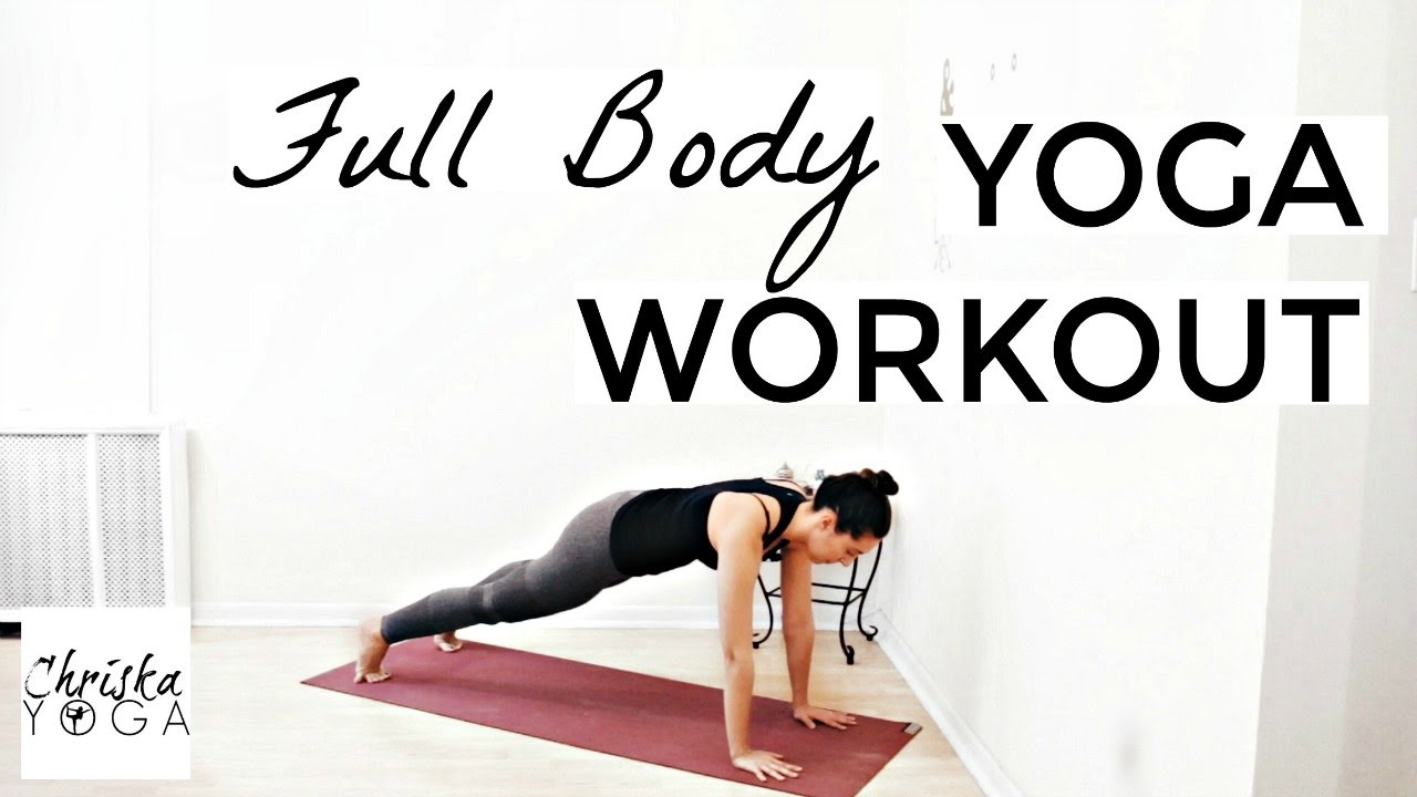 Full Body Yoga Workout