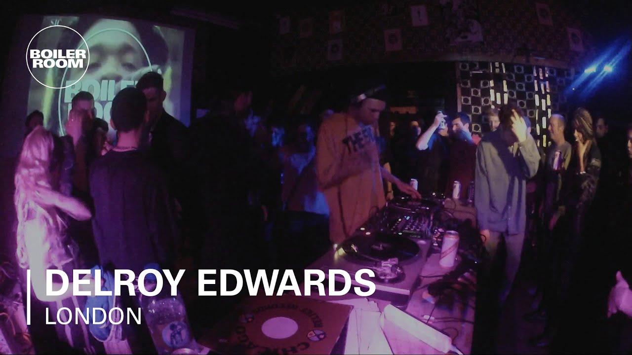 Download Delroy Edwards Boiler Room DJ Set