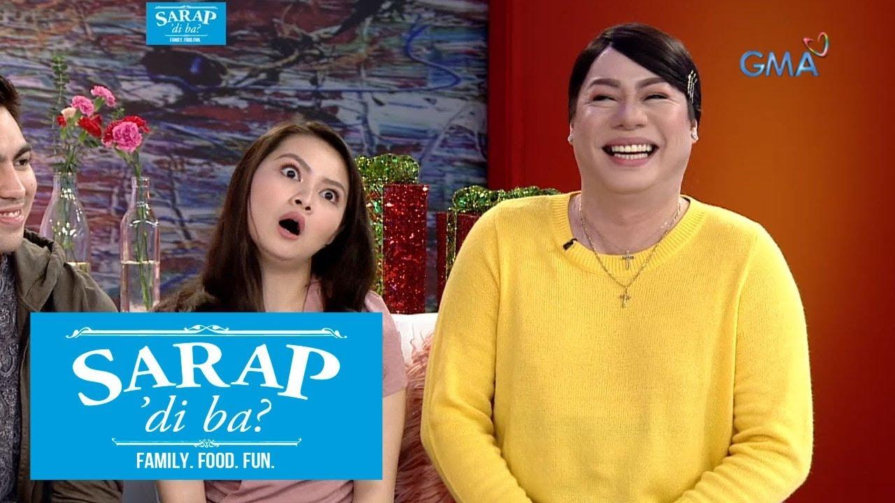 Sarap, 'Di Ba?: Krissy vs Kris Tetay | Episode 5