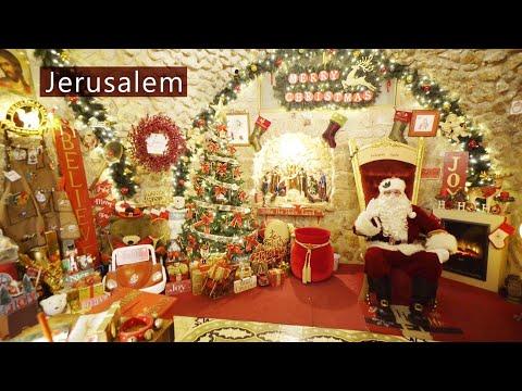 MERRY CHRISTMAS From JERUSALEM