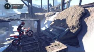 Trials Fusion Challenge Grave Robbers from Outer Space