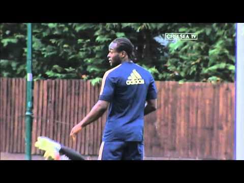 Chelsea FC Victor Moses First Interview