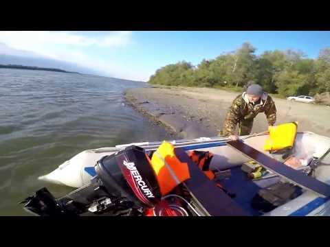 видеоролик рыбалка на оби