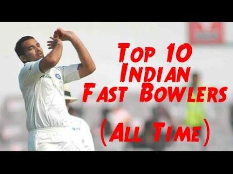 Top 10 Indian Fast Bowlers in Cricket History