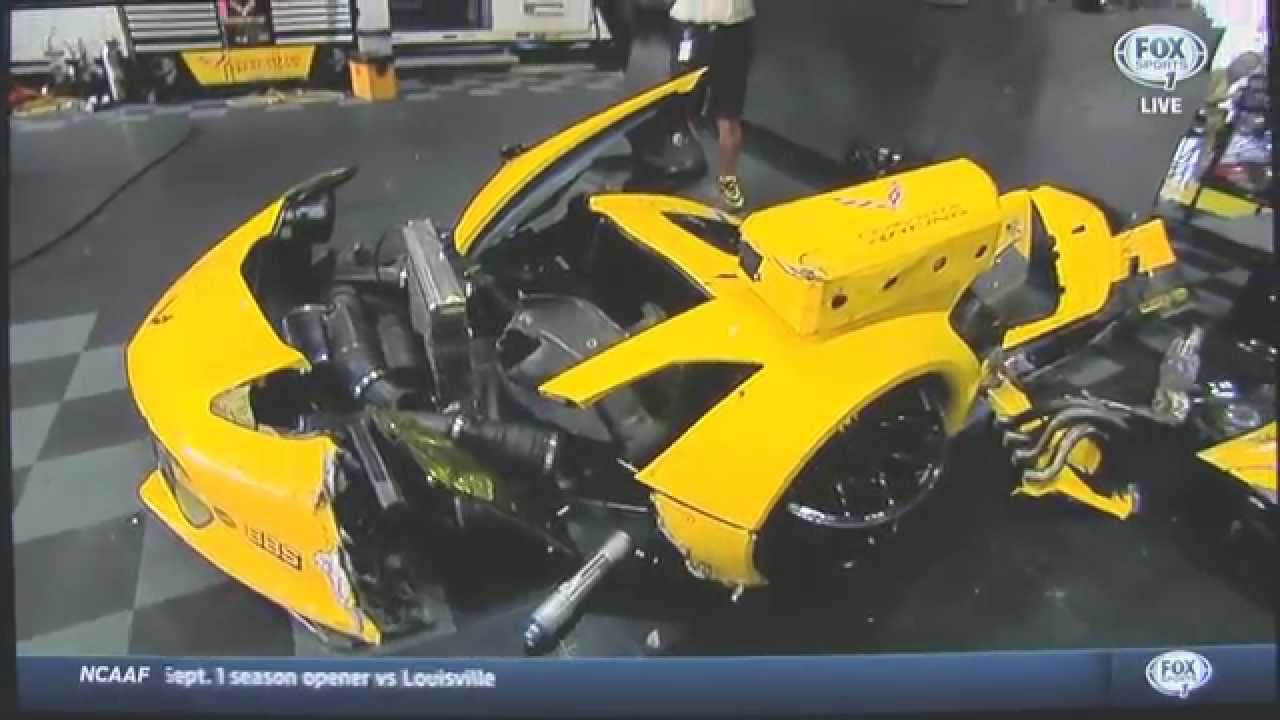 Daytona Yellow Car Paint