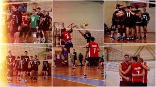 Универ 3 - 1 Дзержинец. Волейбол 1-я лига. 2016