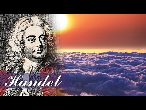 Music for Stress Relief, Classical Music for Relaxation, Instrumental Music, Handel, �