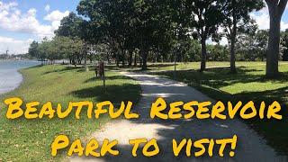 Bedok Reservoir Park Day Tour
