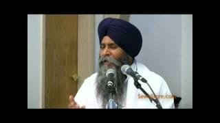 002 Katha Japji Sahib Pauri 1 Part 2 Giani Pinderpal Singh Ji   June 2, 2013