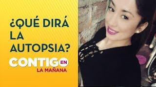 Autopsia podría determinar tesis de secuestro en Caso Fernanda Maciel - Contigo en La Mañana
